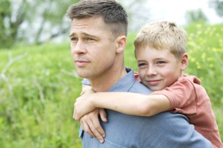 Tree of Life starring Brad Pitt is featured at Cannes
