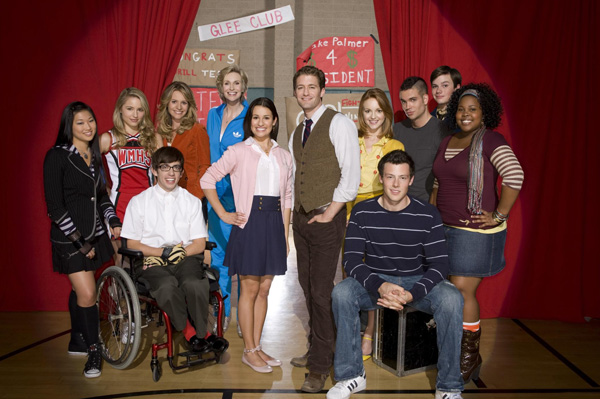 Main Cast of Glee
