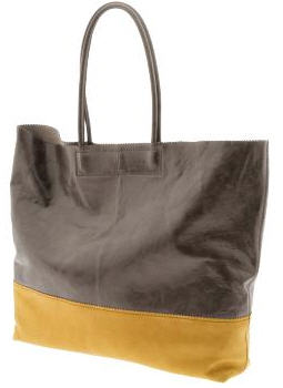 Banana Republic Color Block Market Tote