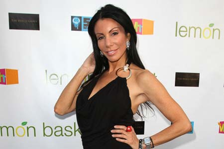 Danielle Staub quit stripping to seek professional help