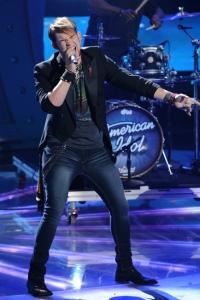 James Durbin on American Idol