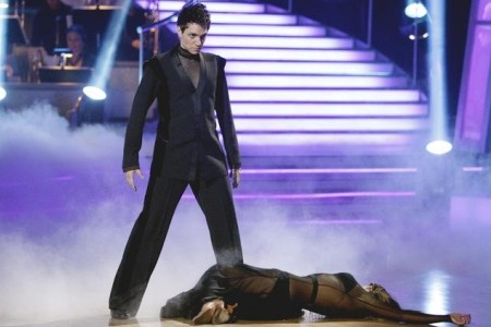 Ralph Macchio on Dancing With the Stars