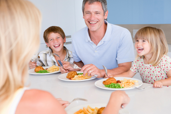 Fun family dinners together! Try them this summer.