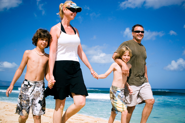Enjoy a family vacation this summer!