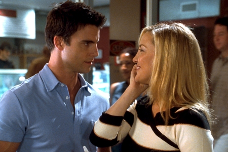 Colin Egglesfield and Kate Hudson in Something Borrowed