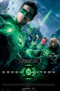 Ryan Reynold's is Green Lantern! The trailer has landed