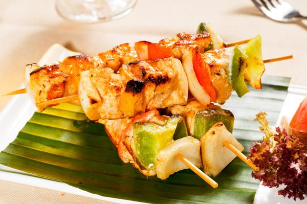 kabobs chipotle lime grilled chicken grilled chicken fajita kabobs