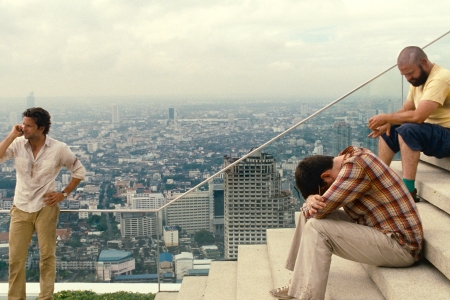 Holla! City of squalor! Hangover 2 is breaking records