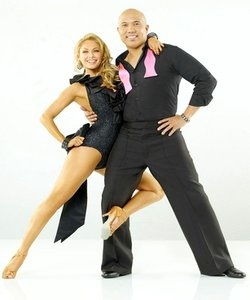 Dancing With the Stars' Hines Ward and Kym Johnson