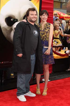 Angelina Jolie & Jack Black are back!