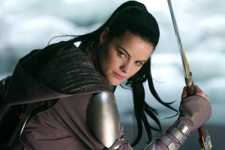 Jaimie Alexander in Thor