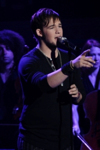 James Durbin on American Idol