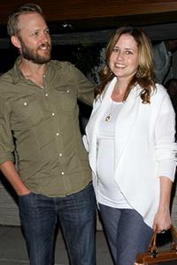 Jenna Fischer baby news