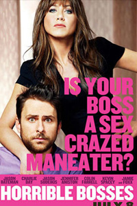 Jennifer Aniston hairstyle Horrible Bosses