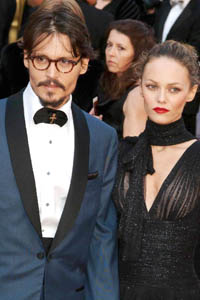Vanessa Paradis & Johnny Depp engaged?