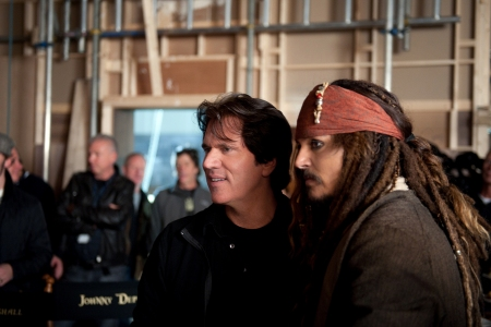 Johnny Depp: A Pirate's life for me