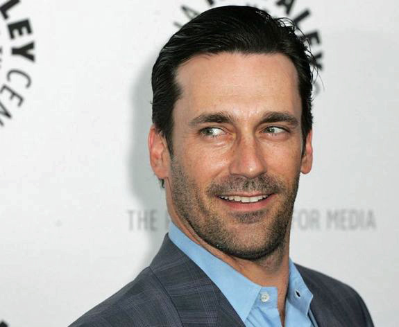 Jon Hamm, Man Candy Monday featured celebrity hottie