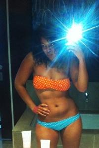 Jordin Sparks' teeny bikini pic