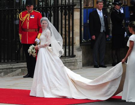 Kate Middleton wedding day fragrance revealed