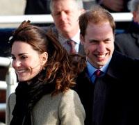 Royal celeb couple Princess Catherine and Prince William