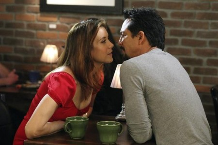 Kate Walsh and Benjamin Bratt on Private Practice
