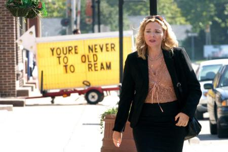 Kim Cattrall exclusive Q&A