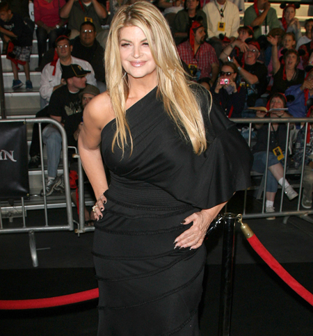 Kirstie Alley