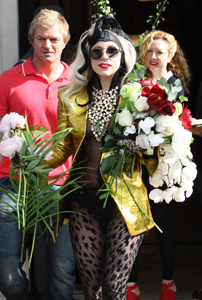 Trashy Lady Gaga