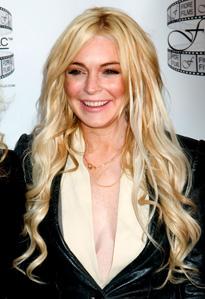 Lindsay Lohan as Carrie