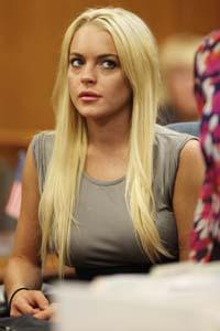 Lindsay Lohan responds to sentence