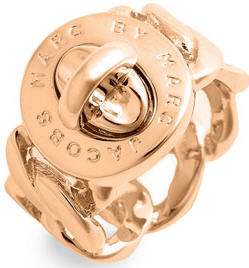 Marc by Marc Jacobs Turnlock Katie Ring at Nordstrom