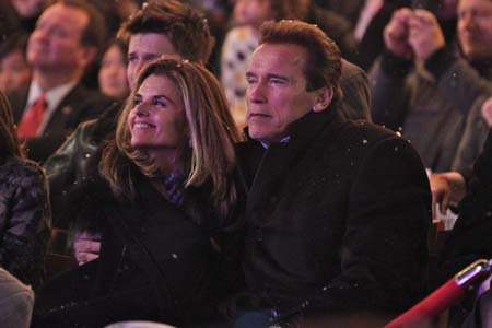 Maria Shriver speaks out on Arnold Schwarzenegger love child