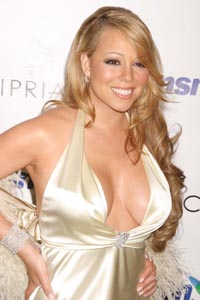 Mariah Carey in the clear