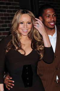 Mariah Carey and Nick Cannon