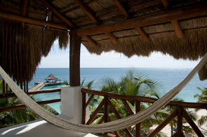 Summer vacation on the Riviera Maya