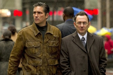 Starring in JJ Abram's Person of Interest, Jim Caviezel and Michael Emerson land a prime postion in CBS Fall 2011 Lineup