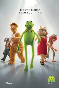 Kermit, Piggy & Fozzie Bear return!