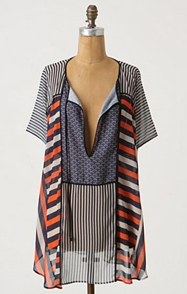 Sequence caftan from Anthropologie