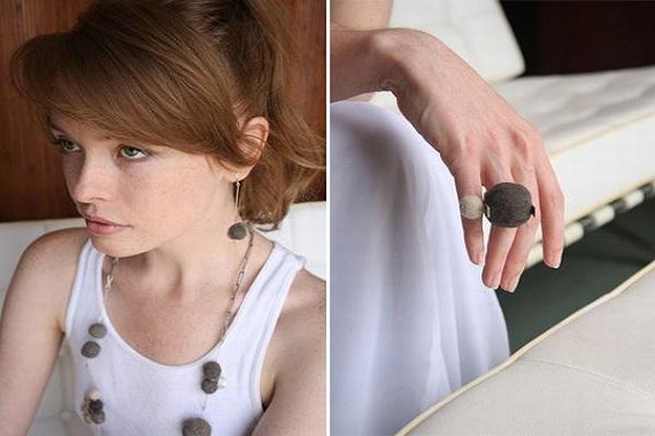 Cat Hair Ball Jewelry