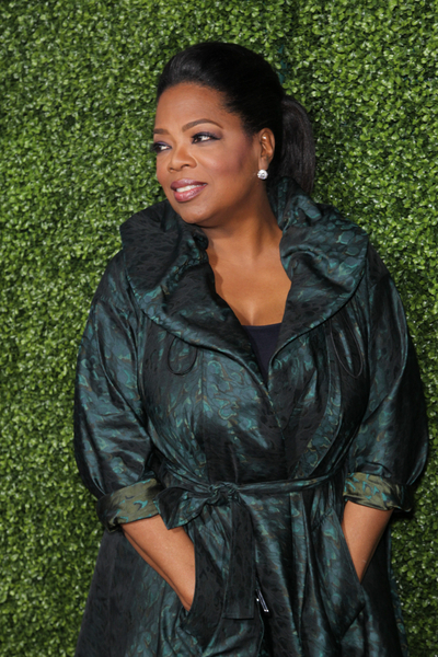 Oprah Winfrey at the 2011 TCA Winter Press Tour