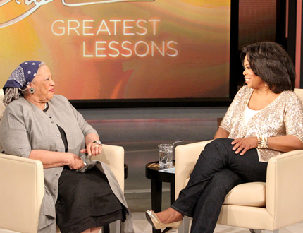 Oprah: Greatest lessons learned