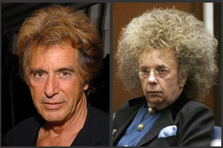 Midler & Pacino: The Spector Trial