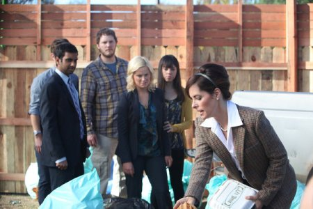 Parker Posey returns to Parks and Rec