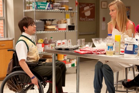 Glee: Not your normal king & queen!