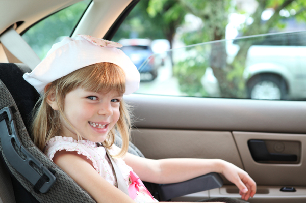 Know car safety for your kids!
