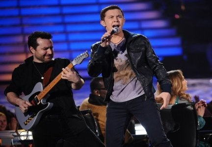 American Idol's Scotty McCreery