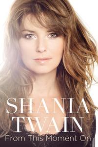 Shania Twain book cover