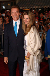 arnold schwarzenegger and maria shriver