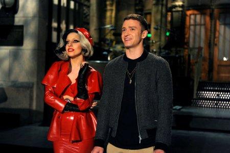 SNL goes Gaga for Timberlake!