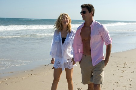 Something Borrowed's Kate Hudson and Colin Egglesfield